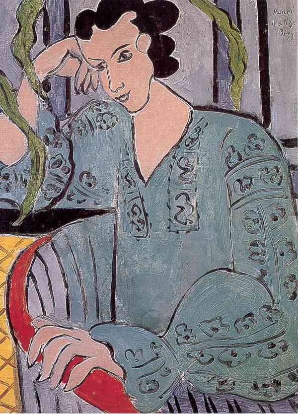 Henri Matisse The Romanian Green Bluse A3 Photo Print - <span itemprop='availableAtOrFrom'>Devon, United Kingdom</span> - Please contact us within 30 days of purchase. If you have a fault with your item. We try to replace the item for you. If not we will issue you a refund less postage charges. If goods return - Devon, United Kingdom